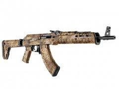 【取寄せ】AK-47 Rifle Skin - Prym1 Sand Storm