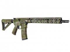 【取寄せ】AR-15 M4 Rifle Skin - Kryptek Mandrake