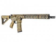 【取寄せ】AR-15 M4 Rifle Skin - PenCott BadLands