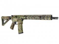 【取寄せ】AR-15 M4 Rifle Skin - PenCott GreenZone