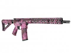 【取寄せ】AR-15 M4 Rifle Skin - Prym1 Pink Out