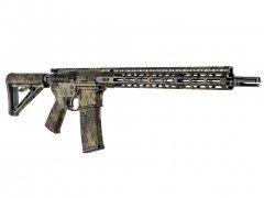 【取寄せ】AR-15 M4 Rifle Skin - Prym1 Woodlands