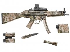 "Gear Skin 8"" x 50"" - Kryptek Highlander"
