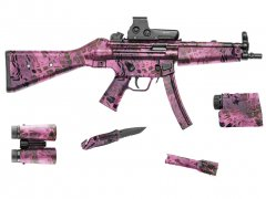 """【取寄せ】Gear Skin 8"""" x 50"""" - Prym1 Pink Out"""