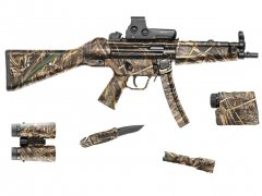 "Gear Skin 8"" x 50"" - Realtree Max-5"
