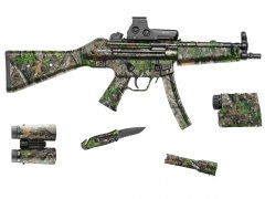 "【取寄せ】Gear Skin 8"" x 50"" - TrueTimber HTC Green"