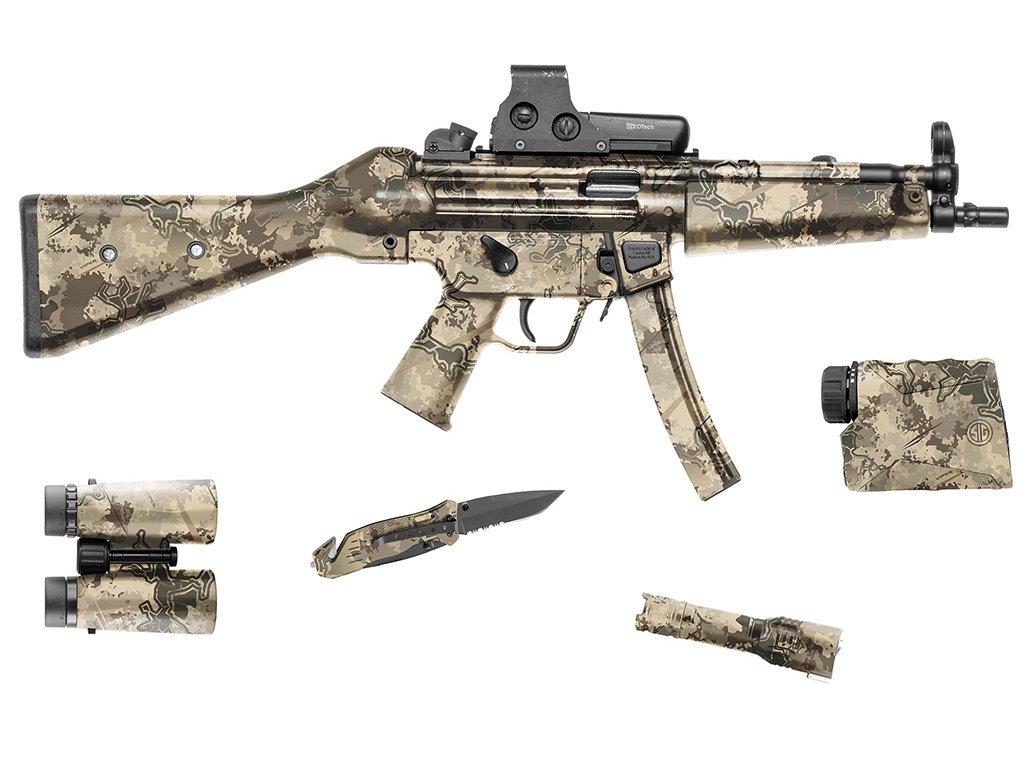 """【取寄せ】Gear Skin 8"""" x 50"""" - TrueTimber Viper Western"""