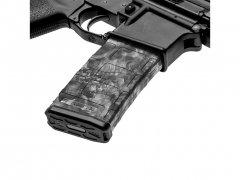 M4 Mag Skins 3PacK - Reaper Black
