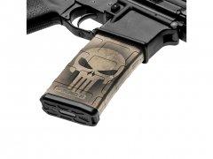 M4 Mag Skins 3PacK - Skull Tan