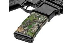 【取寄せ】M4 Mag Skins 3PacK - TrueTimber HTC Green