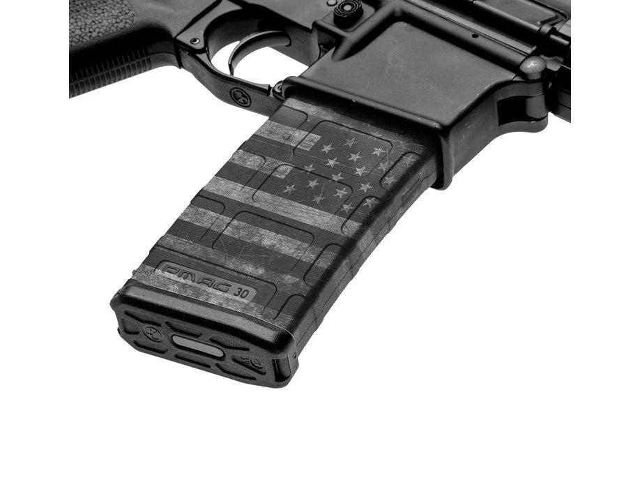 【取寄せ】M4 Mag Skins Single Pack - America Gray