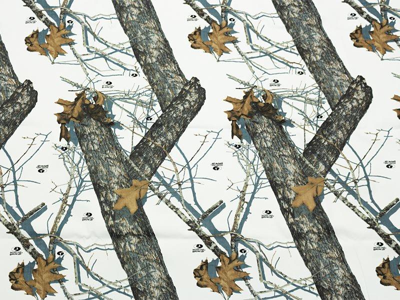 Mossy Oak Winter 生地