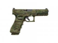 Pistol Skin - A-TACS FG-X