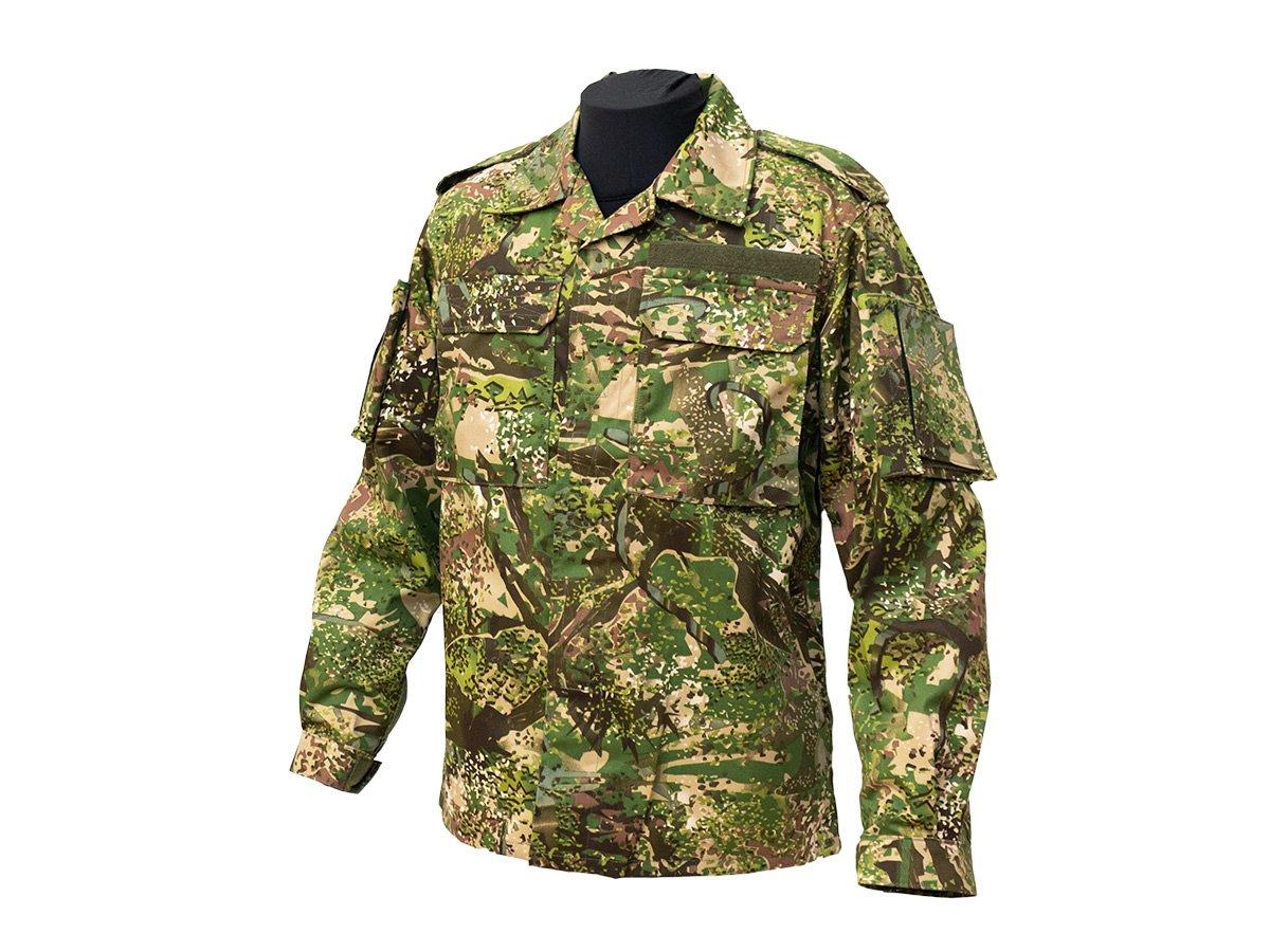 ConCamo Green Gen2 BDU Jacket