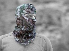 Ultra-Light Ghost Mask Concamo Brown Gen2