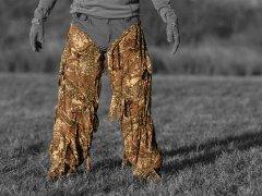 Ultra-Light Ghost Legs Concamo Brown Gen2