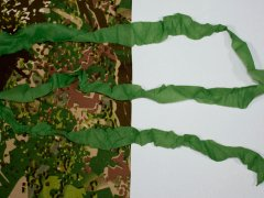 Strip-Solid Grass Green