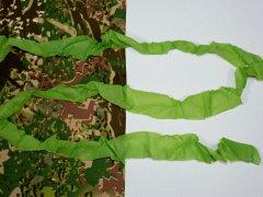 Strip-Solid Spring Green