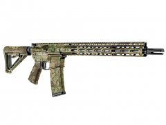 AR-15 M4 Rifle Skin - PenCott GreenZone