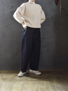 TEXTURE WE MADE ・WIDE  TROUSERS[28インチ]