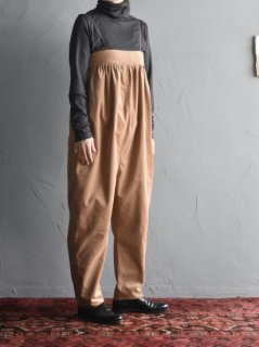 <img class='new_mark_img1' src='https://img.shop-pro.jp/img/new/icons14.gif' style='border:none;display:inline;margin:0px;padding:0px;width:auto;' />TENNE HANDCRAFTED MODERN   Shirring all in one[camel]