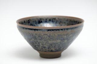 鎌田幸二/燿変油滴天目茶碗   KAMADA Kouji / Youhenyuteki tenmoku Chawan