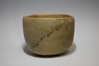 河本五郎/灰釉茶碗   KAWAMOTO Goro / Haigusuri Chawan