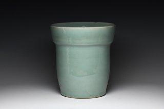富本憲吉/青磁花瓶   TOMIMOTO Kenkichi / Seiji kabin