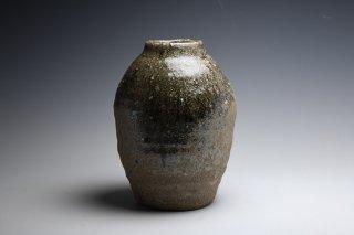 加守田章二/灰釉花瓶   KAMODA Shoji / Haiyuu kabin