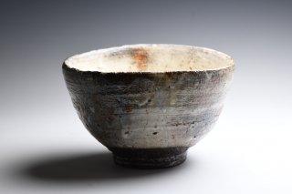 中川自然坊/粉引唐津茶盌   NAKAGAWA Jinenbo / Kohikikaratsu chawan