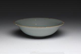 川瀬忍/青磁盃(輪花)003   KAWASE Shinobu / Seiji sakazuki (rinka) 003