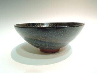 清水卯一/窯変天目釉茶碗   SHIMIZU Uichi / Youhentenmokuyuu Chawan