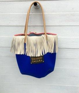 CHIARA* Slouchy -M- blue