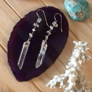 gypsea moon crystal  Pierce