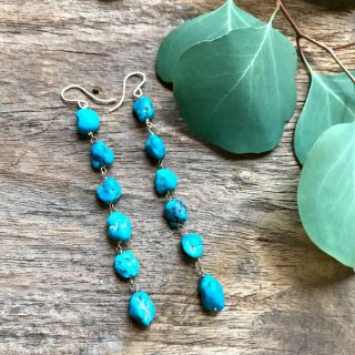 Turquoise long Pierce A