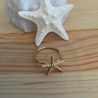 star fish★RING