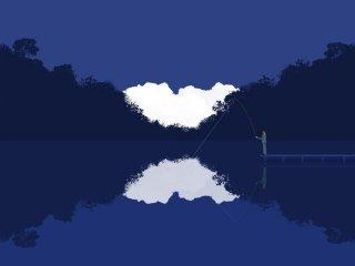 鏡のプラトー