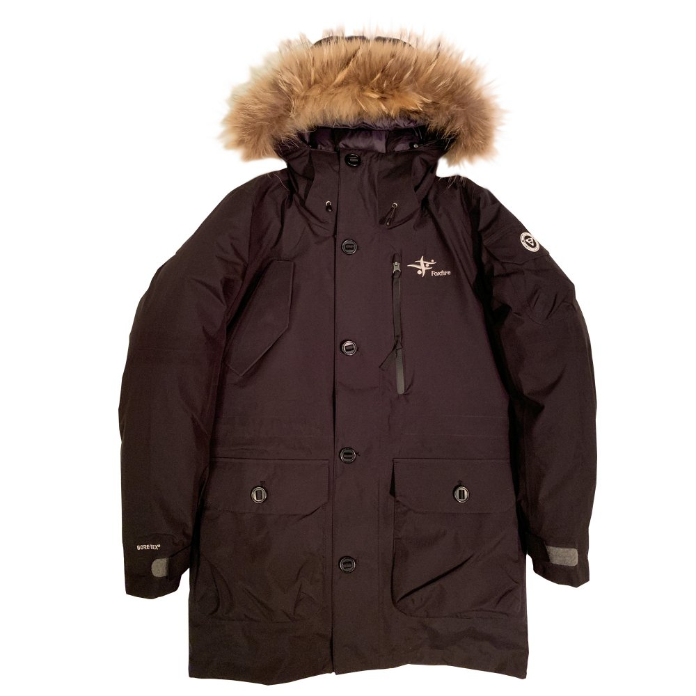 GORE-TEX 3WAY  ICE DRIFT DOWN JACKET HOSU×Foxfire