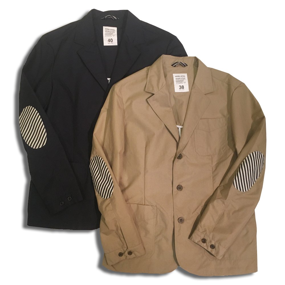 <img class='new_mark_img1' src='//img.shop-pro.jp/img/new/icons1.gif' style='border:none;display:inline;margin:0px;padding:0px;width:auto;' />HOSU WASHER NYLON JACKET/NAVY,BEIGE