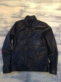 HOSU HORSE LEATHER JACKET (DENIM JACKET TYPE)