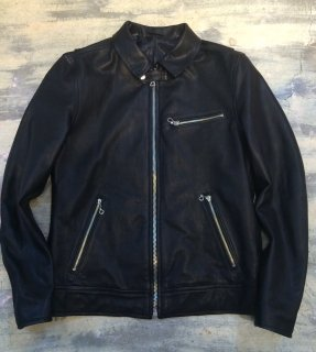 HOSU DEER SKIN SINGLE RIDER'S JACKET