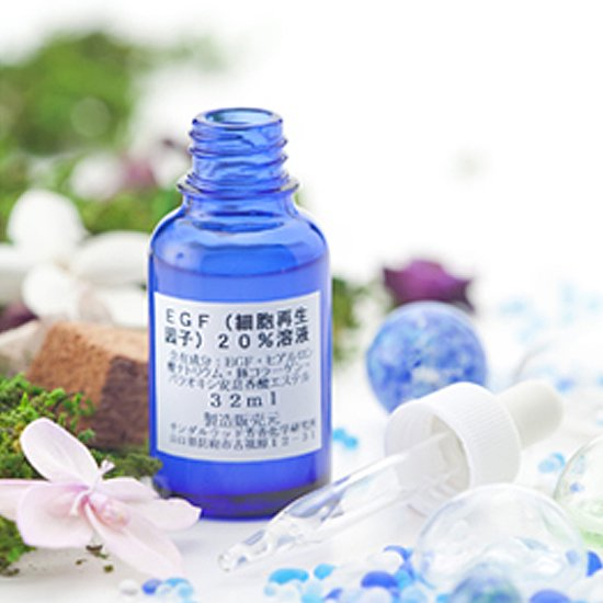 EGF(細胞再生因子)20%溶液【SUNDOLL(サンドール)】
