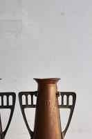 France<br>銅の花器