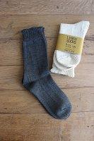 奈良<br>リネンの靴下