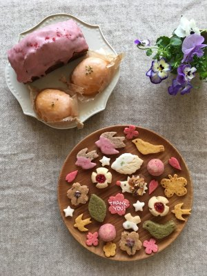 春の焼き菓子セット
