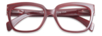 HAVE A LOOK READING GLASSES MOOD New (dark red)|ハブアルック・リーディンググラス・ムード(ダークレッド)|既成老眼鏡