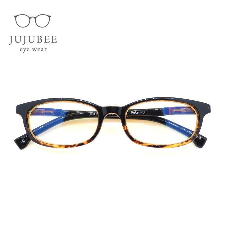 【JUJUBEE / ジュジュビー】 LOUGAN'S Pete PC / ローガンズ・ピート・ピーシー (デミ) | 既成老眼鏡,リーディンググラス