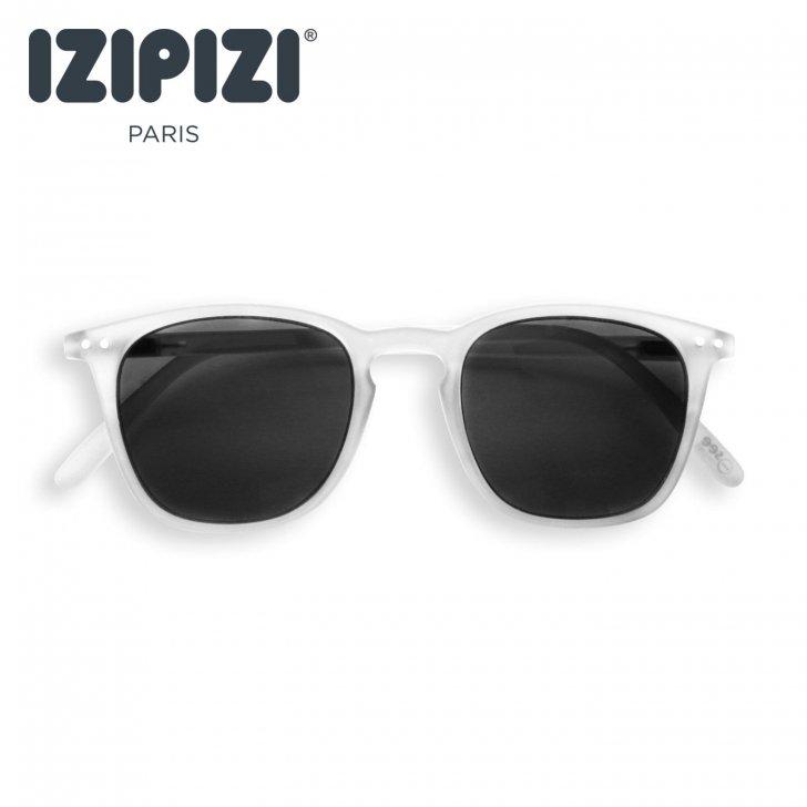 【IZIPIZI / イジピジ】 SUN #E / サン・イー (ホワイト)|旧See Concept,ウェリントン,サングラス