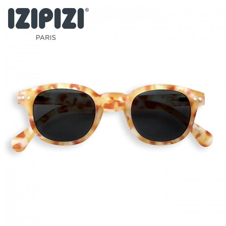 【IZIPIZI / イジピジ】 SUN #C / サン・シー (イエロートータス)|旧See Concept,ボスリントン,サングラス