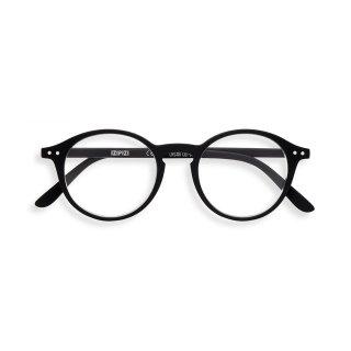 【IZIPIZI / イジピジ】 READING #D / リーディング・ディー(ブラック) 旧See Concept,ボストン,伊達メガネ